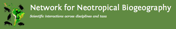 Dilys attends the Network for Neotropical Biogeography Meeting in Panama