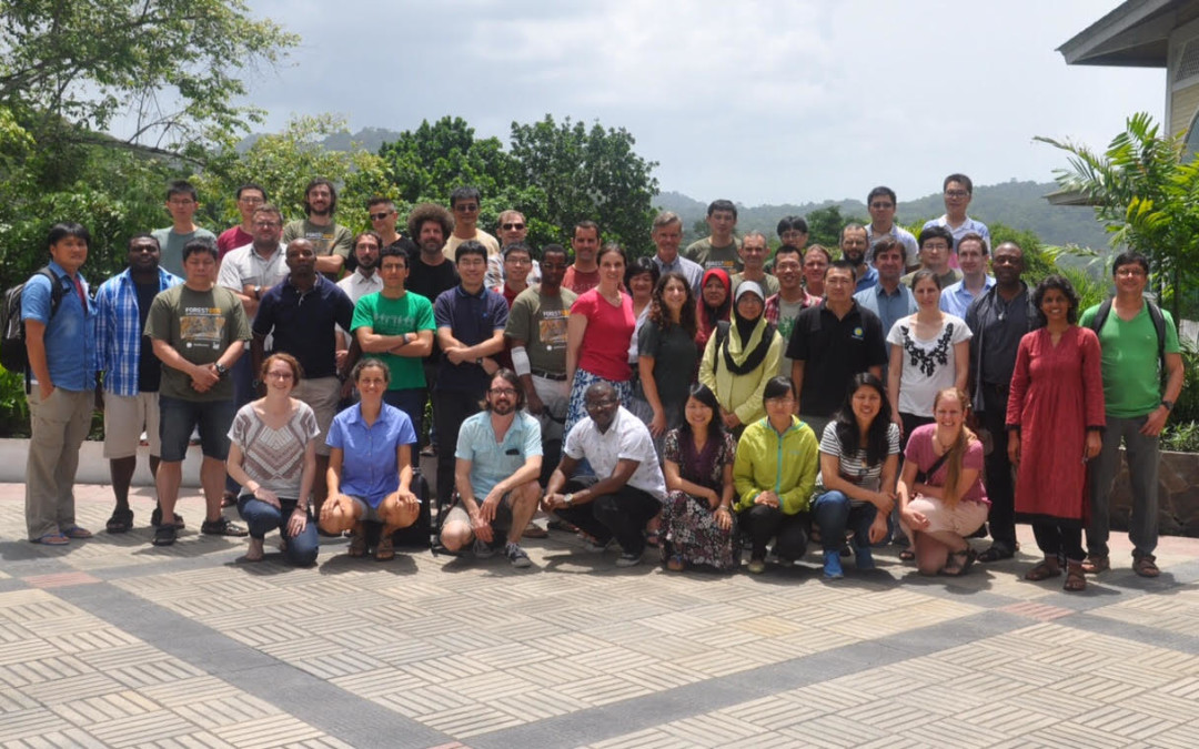 Marko attends CTFS-ForestGEO workshop in Panama