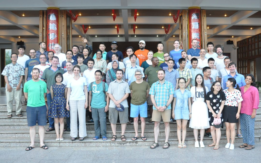 Jonathan attends CTFS-ForestGEO Workshop in China